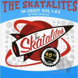 Skatalites - Skatalites in Orbit, Vol. 1 & 2 CD Cover Art