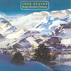 Denver, John - Rocky Mountain Christmas CD Cover Art