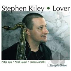 Riley, Stephen - Lover CD Cover Art