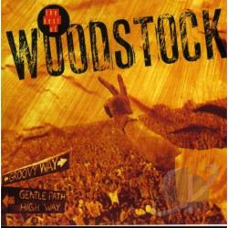 Best of Woodstock CD Cover Art