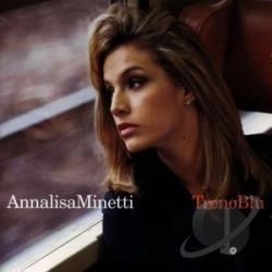 Minetti, Annalisa - Treno Blu CD Cover Art
