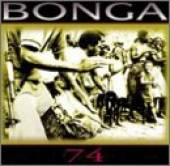 Bonga - Angola 74 CD Cover Art