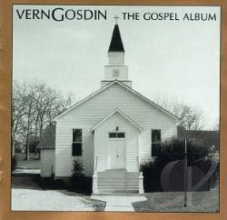 Gosdin, Vern - Gospel Album CD Cover Art