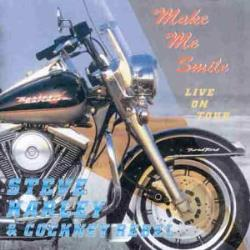 Harley, Steve - Make Me Smile CD Cover Art