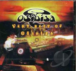 Osibisa - Very Best of Osibisa CD Cover Art