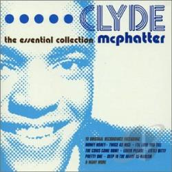 McPhatter, Clyde - Essential Collection CD Cover Art