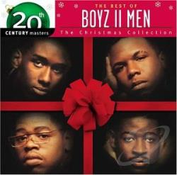 Boyz II Men - Christmas Collection CD Cover Art