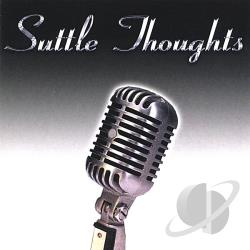 Suttle Thoughts CD Cover Art