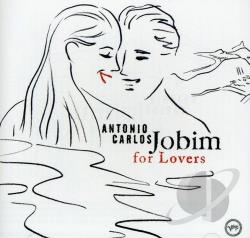 Jobim, Antonio Carlos - For Lovers CD Cover Art