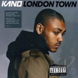 Kano - London Town CD Cover Art