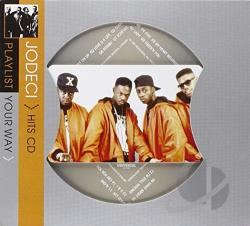 Jodeci - Playlist Your Way CD Cover Art