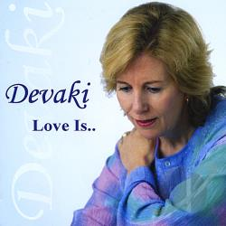 Devaki - Love Is CD Cover Art