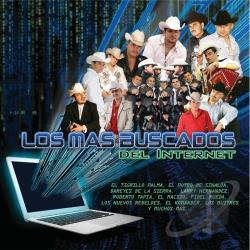 Los Mas Buscados Del Internet CD Cover Art