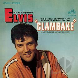 Presley, Elvis - Clambake CD Cover Art