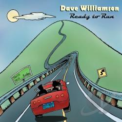 Williamson, Dave - Ready To Run CD Cover Art