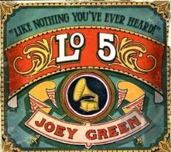 Green, Joey - Lo 5 CD Cover Art