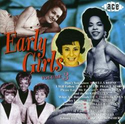 Early Girls, Vol. 3 CD Cover Art