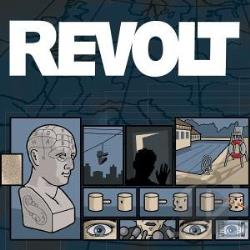 Revolt - Revolt CD Cover Art