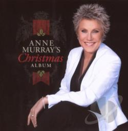 Murray, Anne - Anne Murray's Christmas Album CD Cover Art