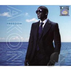 Akon - Freedom: Asian Tour Edition CD Cover Art