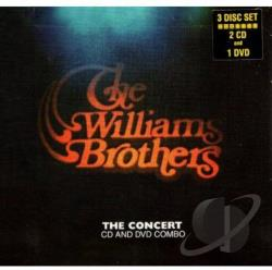 William Brothers - Concert CD Cover Art