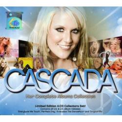 Cascada - Her Complete Album Collection CD Cover Art