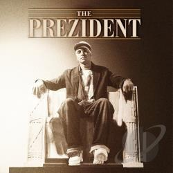 Prez, Johnny - Prezident CD Cover Art