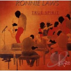 Laws, Ronnie - True Spirit CD Cover Art