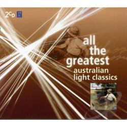 Swagmans Promenade - All the Greatest: Australian Light Classics CD Cover Art