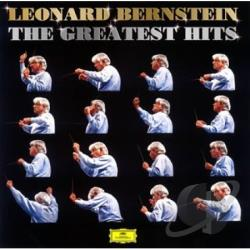 Bernstein, Leonard - Greatest Hits CD Cover Art