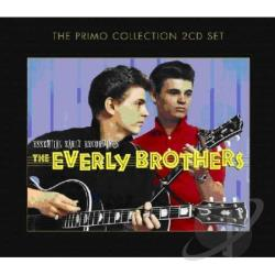 Everly Brothers - Essential Early Recordings CD Cover Art