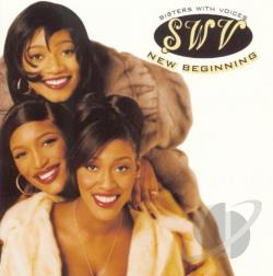 Swv - New Beginning CD Cover Art