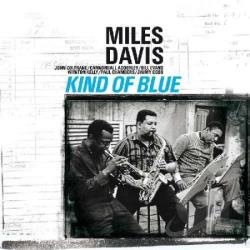 Davis, Miles / Jones, Rickie Lee - Kind of Blue LP Cover Art