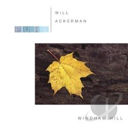 Ackerman, Will - Pure Will Ackerman CD Cover Art