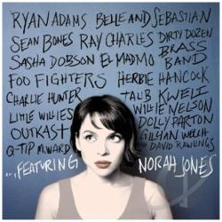 Jones, Norah - ...Featuring Norah Jones CD Cover Art