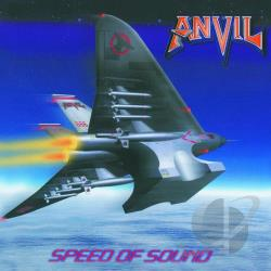 Anvil - Speed of Sound CD Cover Art