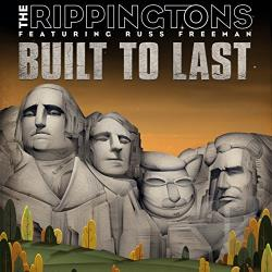 Rippingtons - Built to Last CD Cover Art
