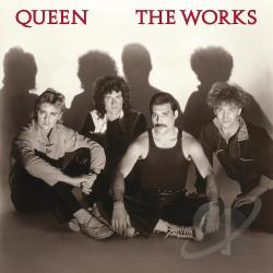 Queen - Works CD Cover Art