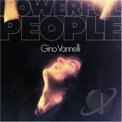 Vannelli, Gino - Powerful People CD Cover Art