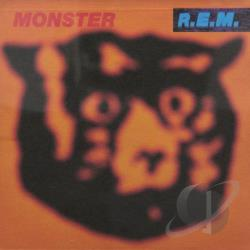 R.E.M. - Monster CD Cover Art