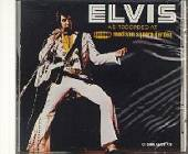Presley, Elvis - As Recorded at Madison Square Garden CD Cover Art