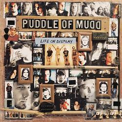 Puddle Of Mudd - Life on Display CD Cover Art