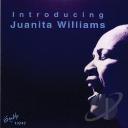 Williams, Juanita - Introducing Juanita Williams CD Cover Art