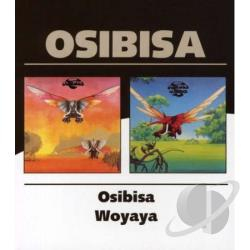 Osibisa - Osibisa/Woyaya CD Cover Art