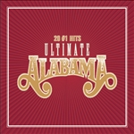 Alabama - Ultimate Alabama: 20 #1 Hits CD Cover Art