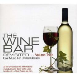 Wine Bar Revisited - Various CD Cover Art