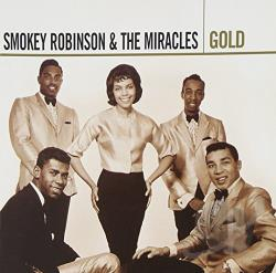 Smokey Robinson & The Miracles - Gold CD Cover Art