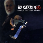 Burwell, Carter - Assassins DB Cover Art