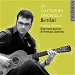 Ferries, Gordon:gtr - Di Chitarra Spagnola CD Cover Art