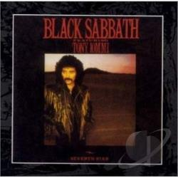 Black Sabbath - Seventh Star CD Cover Art
